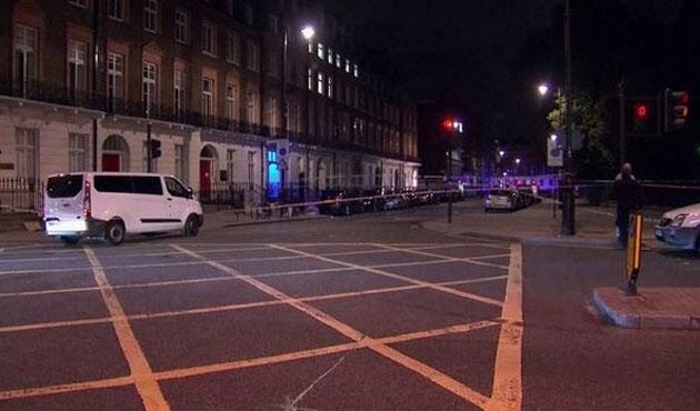 Londra'da terör gözaltısı