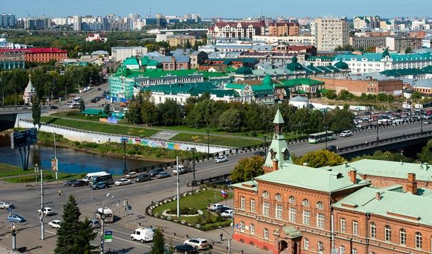 Sibirya'daki cami inşaatına yıkım talebi