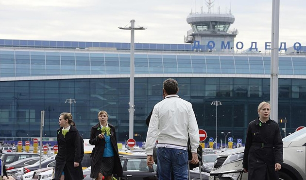 Rus heyeti Charter uçuşları için Atatürk Havalimanı'nda