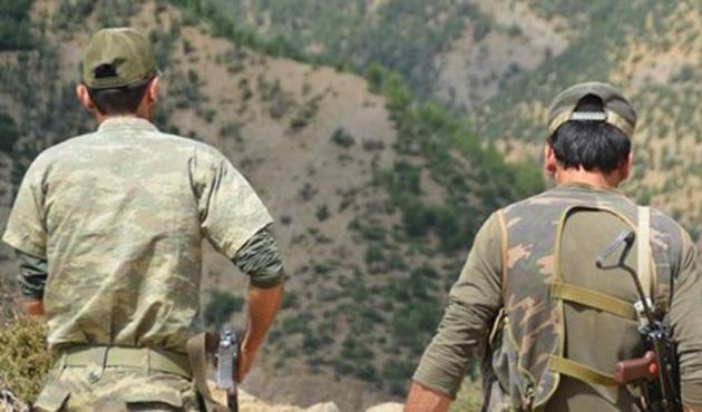 PKK'dan bombalı saldırı: 2 korucu şehit