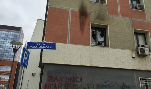 Kosova meclis saldırısını Rugovasit üstlendi