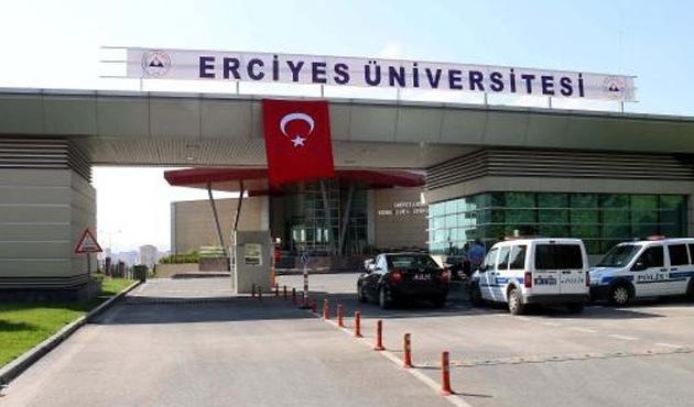 Melikşah Üniversitesi çalışanlarına operasyon