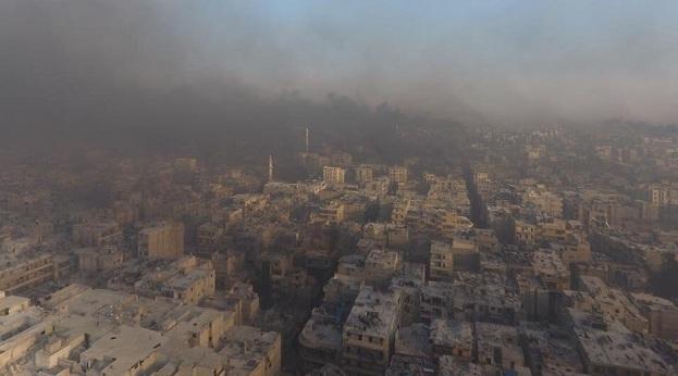 FT: Halep kuşatmasının kırılmasında Türk yardımları etkili