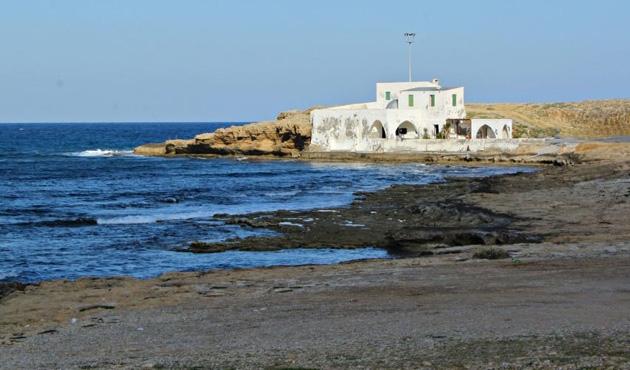 Kıbrıs'ta Hz.Ömer türbesi yanına casino inşaa edilecek