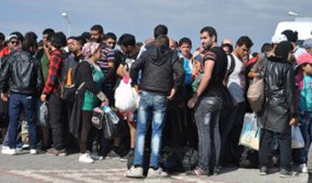 Kırklareli'de 158 sığınmacı ve kaçak yakalandı