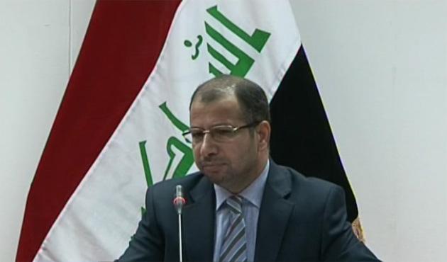 Irak Meclis Başkanı Cuburi Tahran'da