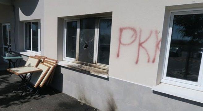 Fransa'da Türk derneğine ikinci saldırı