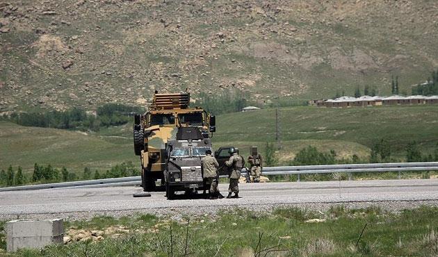 Tunceli'de 'geçici askeri güvenlik bölgesi' ilanı
