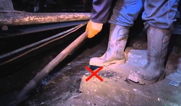 Maden ocaklarına iş güvenliği denetiminde ceza