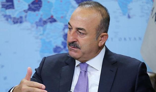 Çavuşoğlu İran'da Suriye'yi görüştü