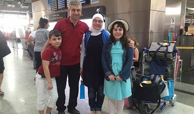 Çocuk kanser uzmanı göçmen Türkiye'de iş bulamadı
