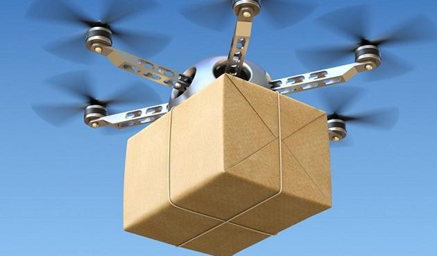 Fransa'da Posta İdaresi drone kullanacak