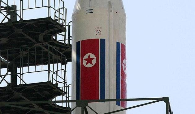 ABD Pasifik'e uçak konuşlandırdı, Kuzey Kore tepkili