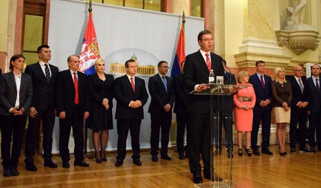 Sırbistan'da hedef AB üyeliği