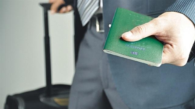 20 bin ihracatçıya yeşil pasaport