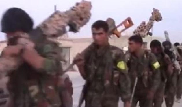 'IŞİD'in elindeki 2 bin canlı kalkan kurtarıldı'