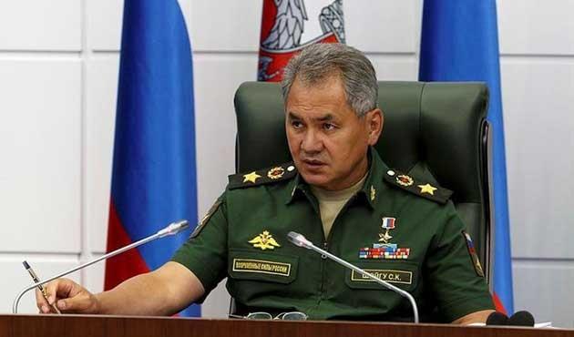 Rusya'dan Suriye'deki uluslararası koalisyona suçlama