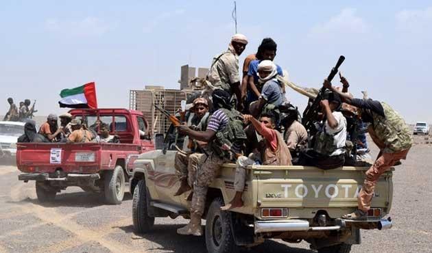 Yemen ordusu Taiz'de ilerliyor