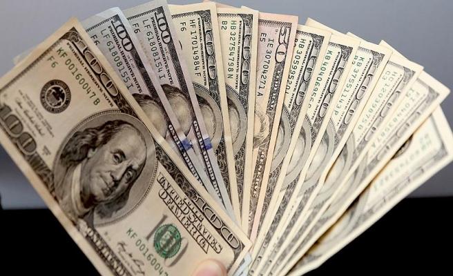 Dolar/TL bir ayın en düşüğünde