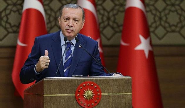 Erdoğan: PKK saldırılarını FETÖ teşvik ediyor