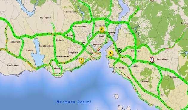 İstanbul'a 'Yeşil Yol Projesi' önerisi