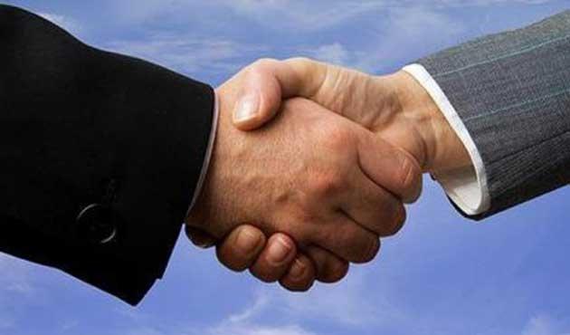 Türkmenistan ve İsrail siyasileri birarada