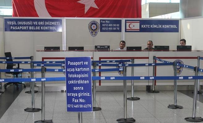Atatürk Havalimanı'nda yeni düzenleme