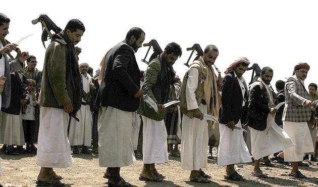 Suudi Arabistan'dan Husileri ihbar edene para ödülü