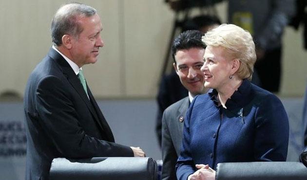 Litvanya Türkiye için seyahat uyarısını kaldırdı