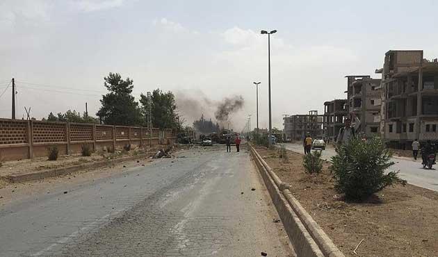 Haseke'de çatışmalar hız kesmedi