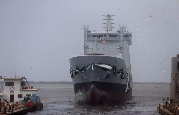 Türkiye'den Pakistan'a dev askeri gemi ihracatı