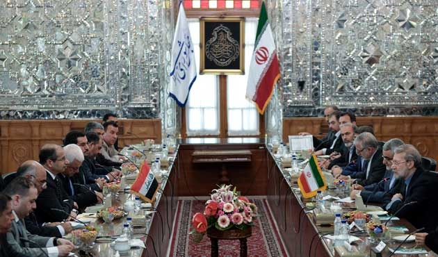 Irak Meclis Başkanı Selim el-Cuburi İran'da