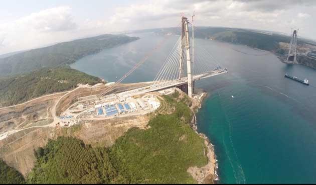 3. Köprü yoluna 5 milyon ağaç dikilecek