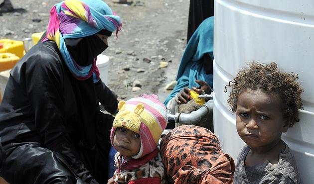 'Yemen'de insani durum daha da kötüleşti'