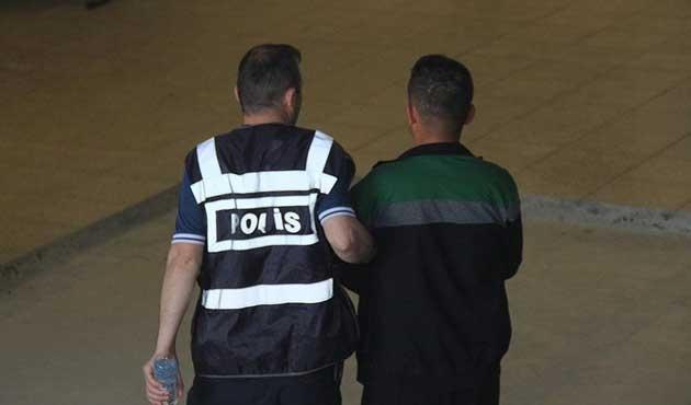Kayseri'de 21 adliye personeli gözaltında