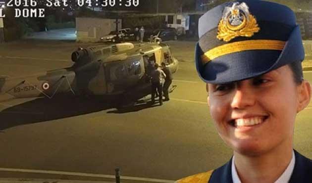 Darbe gecesi askeri helikoptere binen siviller tespit edildi