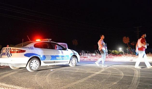 Diyarbakır'da polis aracına PKK saldırısı