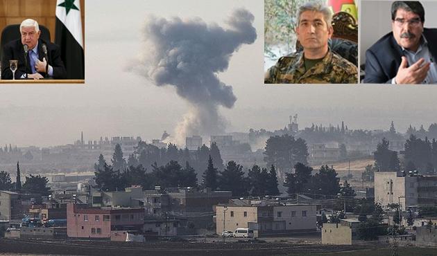 'Fırat Kalkanı'na Suriye'den tepkiler