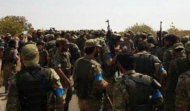 ÖSO 4 köyü IŞİD'den geri aldı