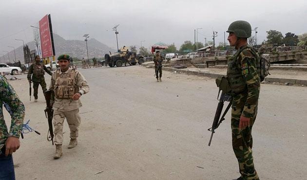 Kabil'de patlama sonrası çatışma saatler sürdü