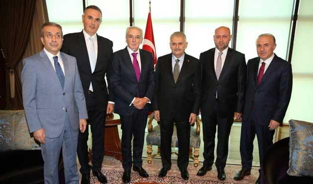 Bulgaristan DOST Partisi lideri Türkiye'de