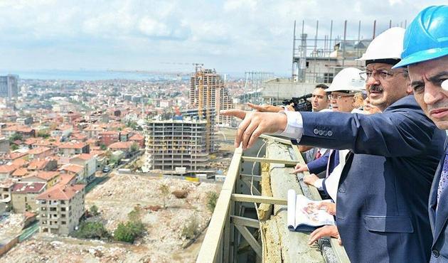 Çevre Bakanı Özhaseki'den 'kentsel dönüşüm' açıklaması