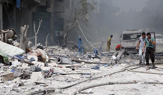 Suriye İhvanı'ndan uluslararası topluma sitem