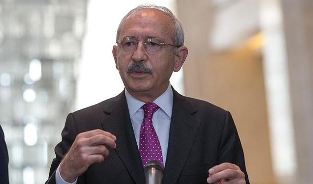 Kılıçdaroğlu: AYM'e gitmek tarihi sorumluluğumuz