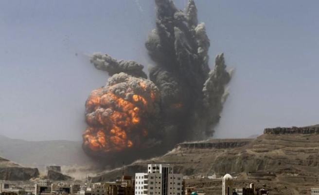 Suud Arabistan'dan hava saldırısı: 50 ölü