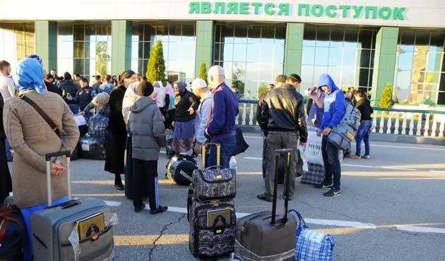 Çeçenistan'dan bin 500 kişi Hacca gidecek, kota yine dolmadı