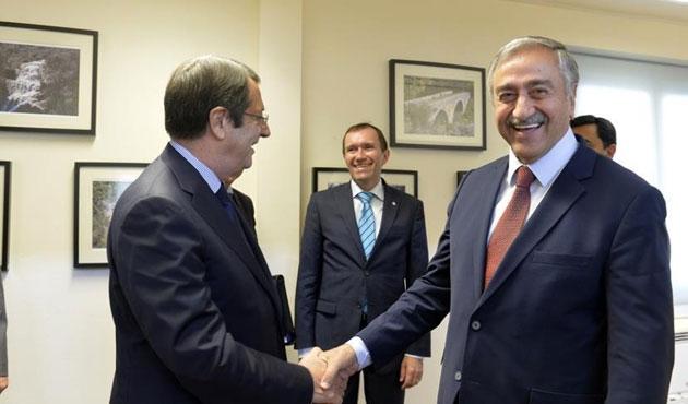 Kıbrıs müzakereleri devam ediyor