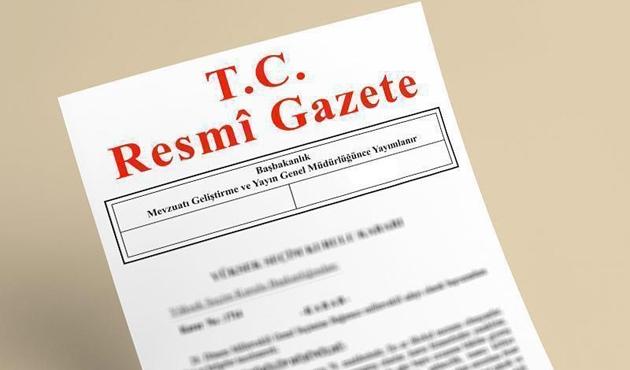 Savunma Bakanlığı'na ait atama kararları Resmi Gazete'de