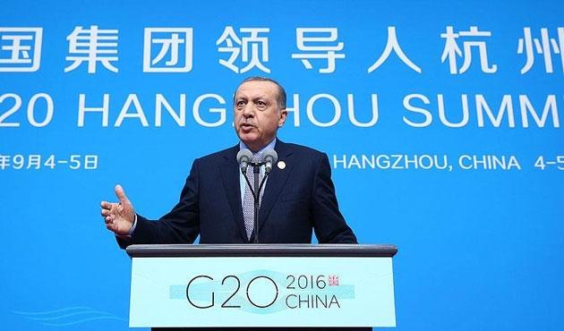 Erdoğan: Uçuşa yasak bölge için çalışıyoruz