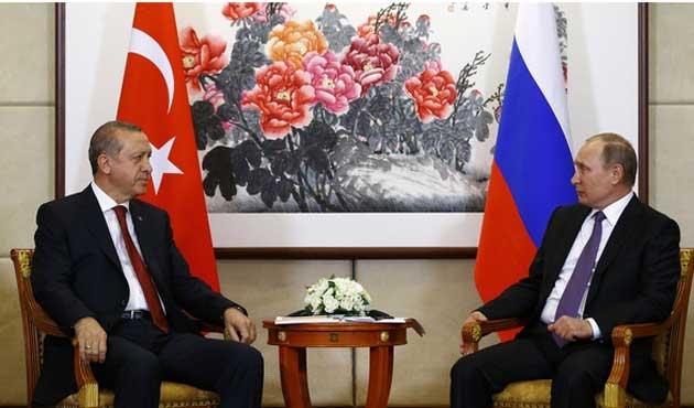 Erdoğan-Putin görüşmesinin detayları